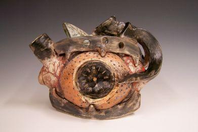 Clockwork Orange Teapot - Alyssa G.