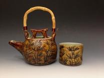 Bamboo Teapot - Andrew H.