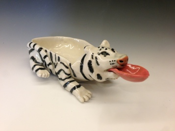 Tiger Dish - Drew F.