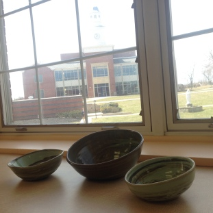 Bowls - Learning Commons Installation - Thomas C.