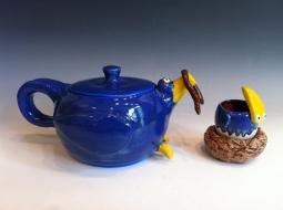 Bluebird Teaset - Jake A.