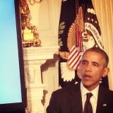 No Selfie with thePresident