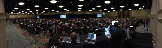 6000 journalism enthusiasts learning together / J. Bennett